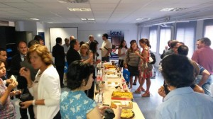 Catering y networking