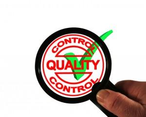 Imagen de control de calidad