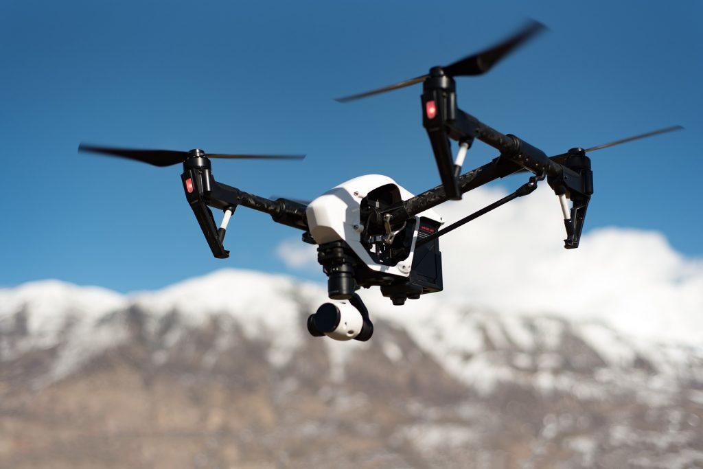 Tendencias tecnológicas en mantenimiento - drones