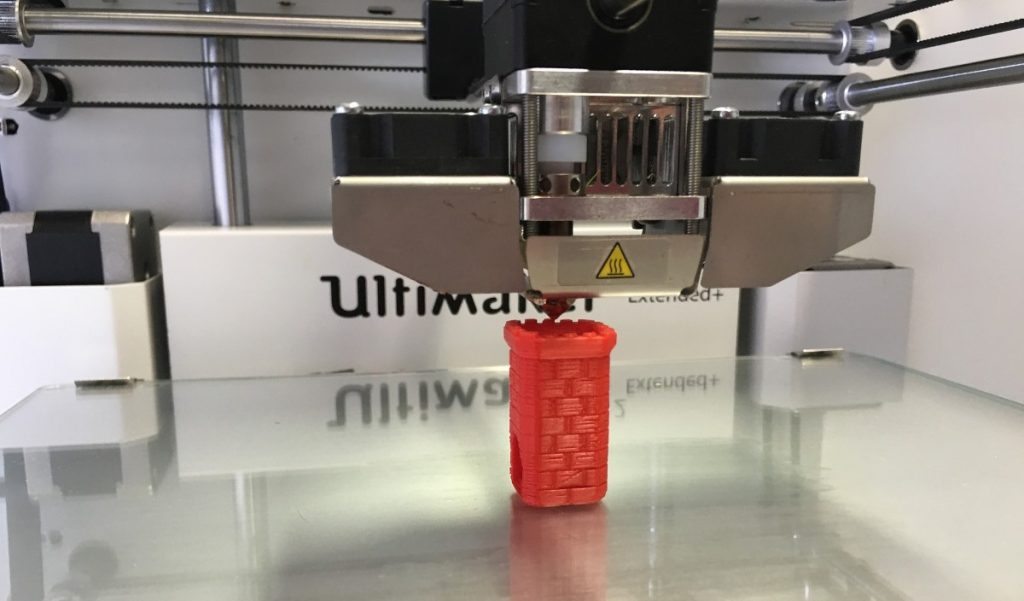 Tendencias tecnológicas en mantenimiento - Impresión 3D