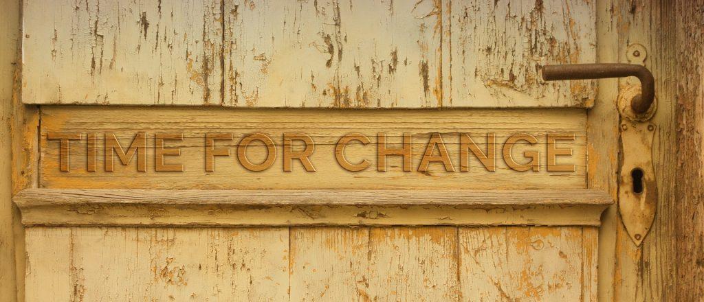 Transformación digital, tiempos para el cambio