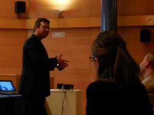 Carlos Torres, Prüftechnik. Foro ITI