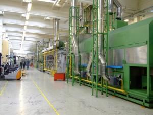 Imagen de una fábrica