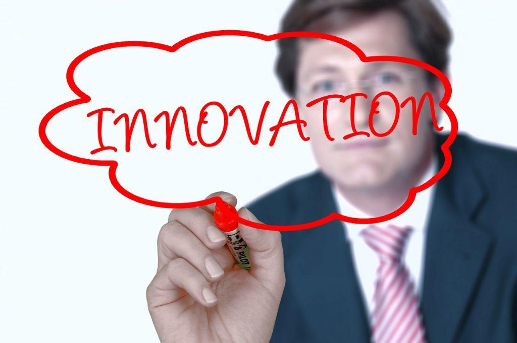 Intraemprendimiento en el sector industrial - innovación