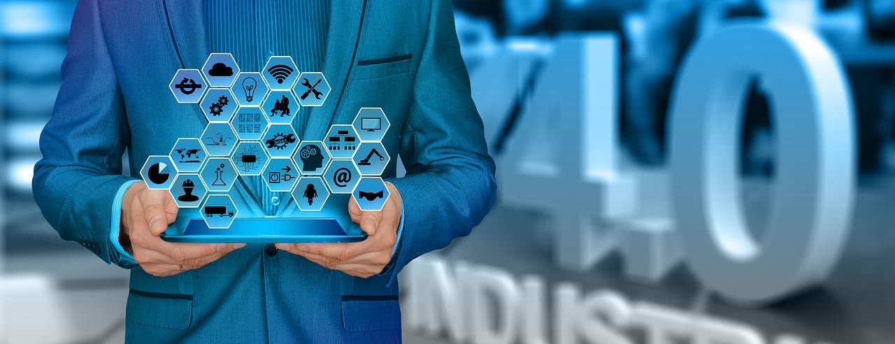 Industria 4.0, industria conectada